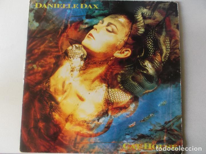 DANIELLE DAX. CAT- HOUSE. AWESOME RECORDS, 1988. UK (Música - Discos de Vinilo - Maxi Singles - Pop - Rock - New Wave Extranjero de los 80)