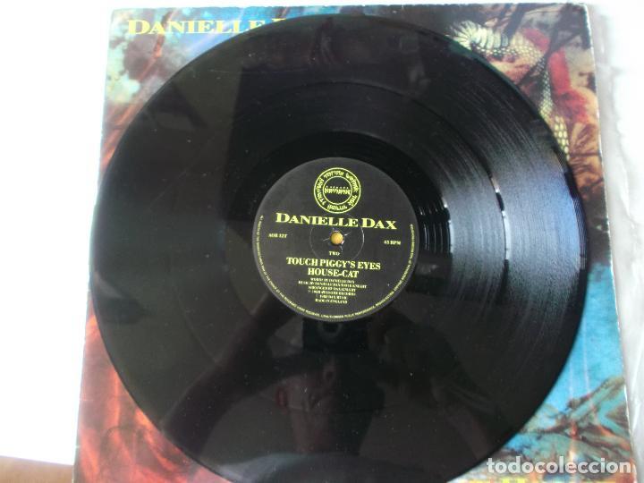 Discos de vinilo: DANIELLE DAX. CAT- HOUSE. AWESOME RECORDS, 1988. UK - Foto 3 - 133451926