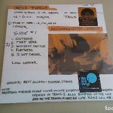 Discos de vinilo: LP UNCLE TUPELO NO DEPRESSION DEMOS VINILO INDIE COUNTRY ROCK. Lote 133452158
