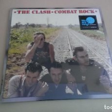 Discos de vinilo: LP THE CLASH COMBAT ROCK VINILO REEDICION PUNK. Lote 133453702