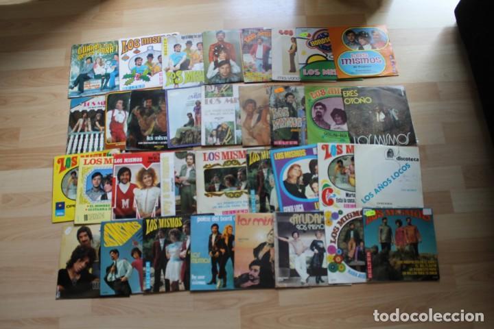 LOTE 33 SINGLES Y EP'S LOS MISMOS (Música - Discos - Singles Vinilo - Grupos Españoles de los 70 y 80)