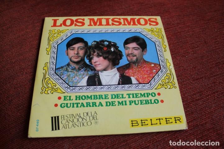 Discos de vinilo: LOTE 33 SINGLES Y EPS LOS MISMOS - Foto 2 - 133455474