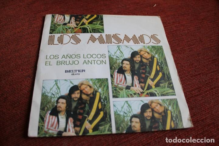 Discos de vinilo: LOTE 33 SINGLES Y EPS LOS MISMOS - Foto 12 - 133455474