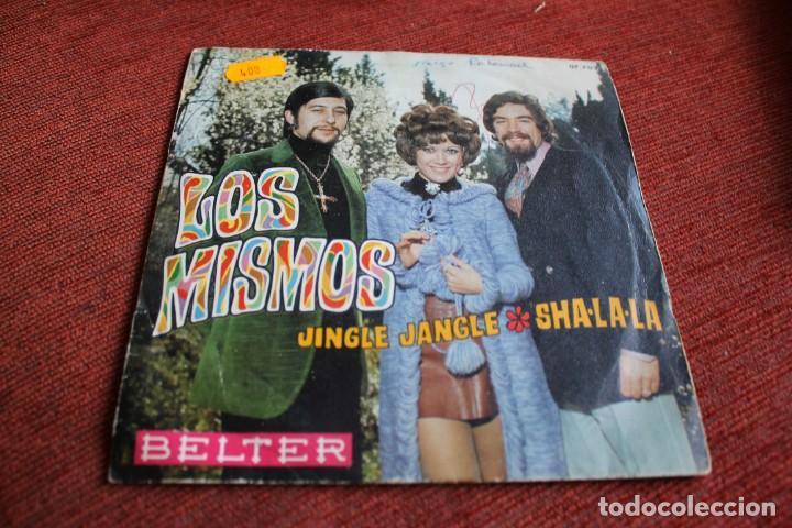 Discos de vinilo: LOTE 33 SINGLES Y EPS LOS MISMOS - Foto 14 - 133455474