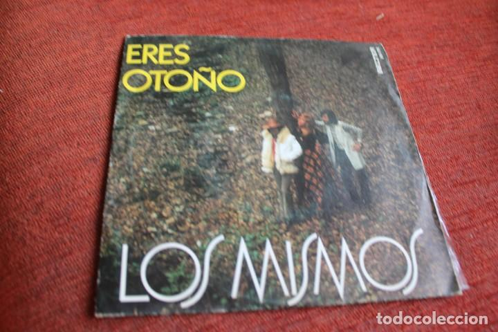Discos de vinilo: LOTE 33 SINGLES Y EPS LOS MISMOS - Foto 15 - 133455474