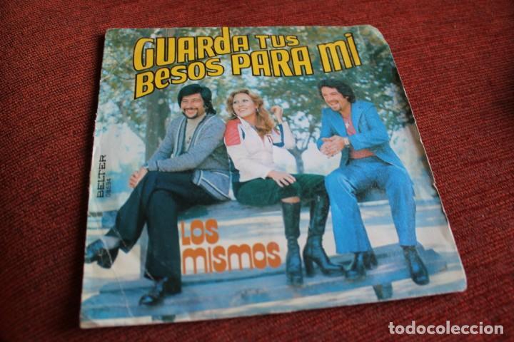 Discos de vinilo: LOTE 33 SINGLES Y EPS LOS MISMOS - Foto 16 - 133455474