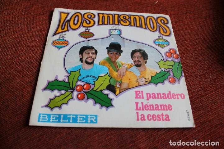 Discos de vinilo: LOTE 33 SINGLES Y EPS LOS MISMOS - Foto 17 - 133455474