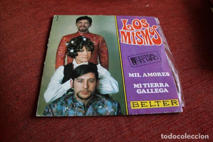 Discos de vinilo: LOTE 33 SINGLES Y EPS LOS MISMOS - Foto 19 - 133455474