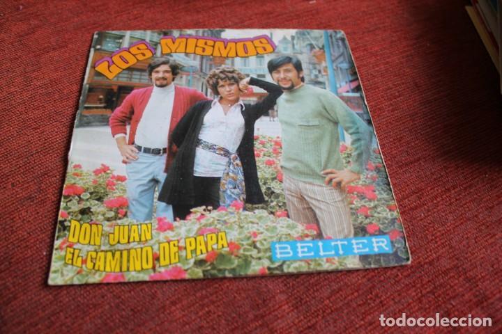 Discos de vinilo: LOTE 33 SINGLES Y EPS LOS MISMOS - Foto 20 - 133455474