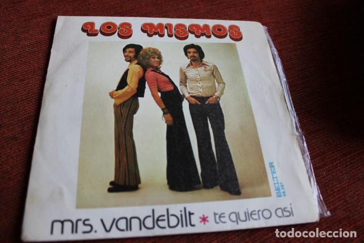 Discos de vinilo: LOTE 33 SINGLES Y EPS LOS MISMOS - Foto 21 - 133455474