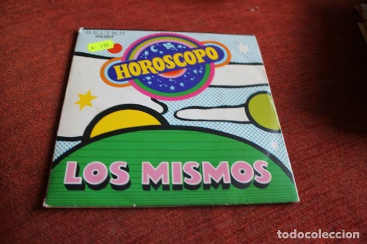 Discos de vinilo: LOTE 33 SINGLES Y EPS LOS MISMOS - Foto 22 - 133455474