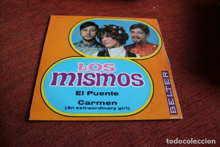 Discos de vinilo: LOTE 33 SINGLES Y EPS LOS MISMOS - Foto 23 - 133455474