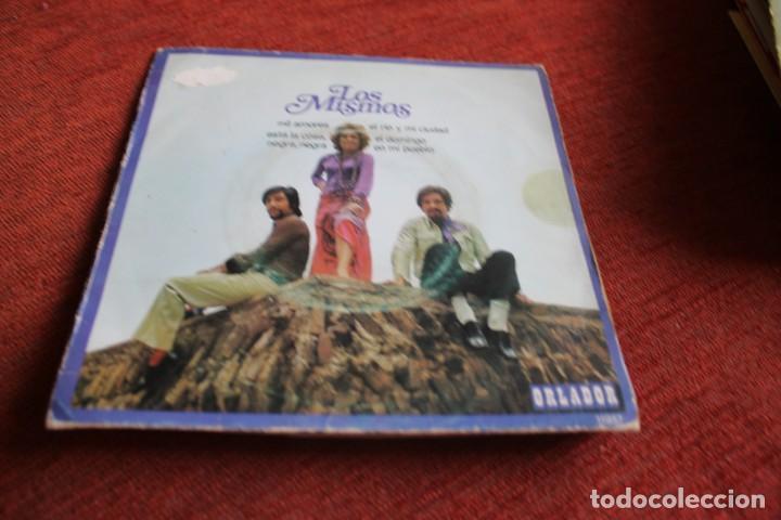 Discos de vinilo: LOTE 33 SINGLES Y EPS LOS MISMOS - Foto 24 - 133455474