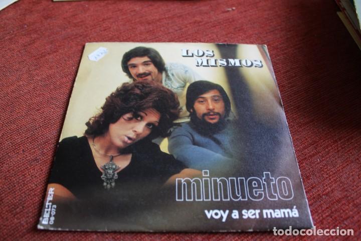 Discos de vinilo: LOTE 33 SINGLES Y EPS LOS MISMOS - Foto 27 - 133455474