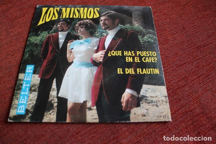 Discos de vinilo: LOTE 33 SINGLES Y EPS LOS MISMOS - Foto 28 - 133455474