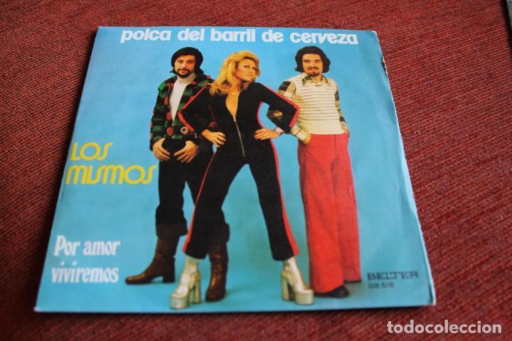 Discos de vinilo: LOTE 33 SINGLES Y EPS LOS MISMOS - Foto 29 - 133455474
