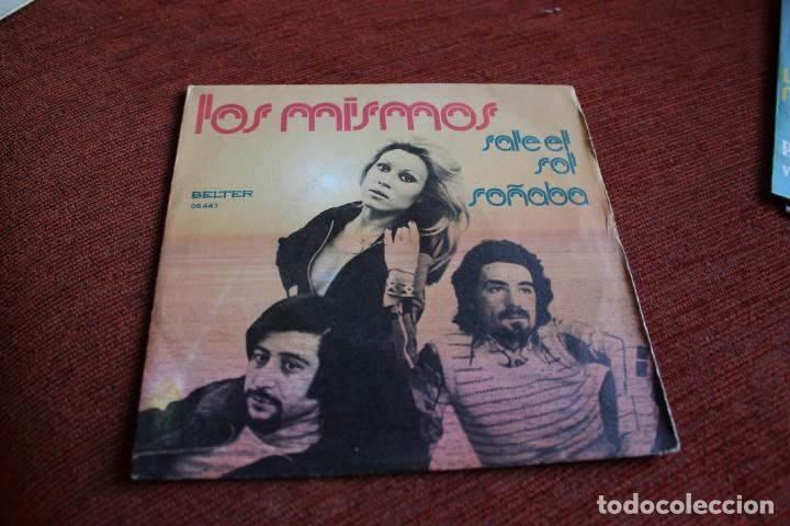 Discos de vinilo: LOTE 33 SINGLES Y EPS LOS MISMOS - Foto 30 - 133455474