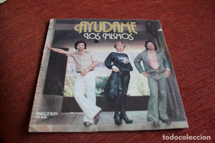 Discos de vinilo: LOTE 33 SINGLES Y EPS LOS MISMOS - Foto 31 - 133455474