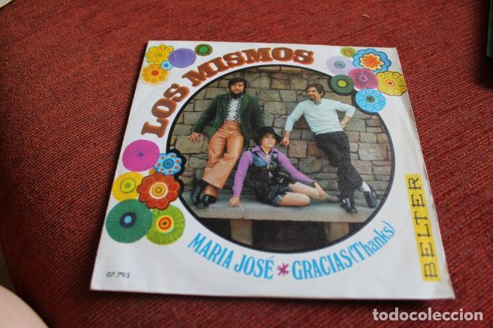 Discos de vinilo: LOTE 33 SINGLES Y EPS LOS MISMOS - Foto 32 - 133455474