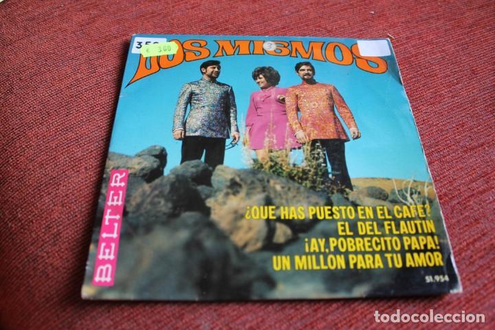 Discos de vinilo: LOTE 33 SINGLES Y EPS LOS MISMOS - Foto 33 - 133455474