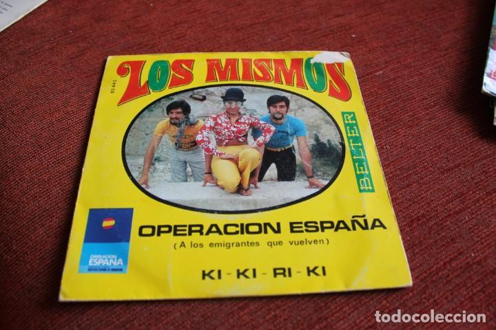 Discos de vinilo: LOTE 33 SINGLES Y EPS LOS MISMOS - Foto 34 - 133455474