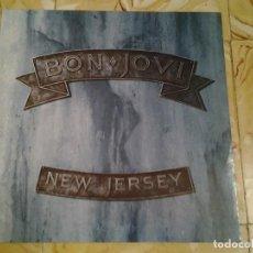 Discos de vinilo: BON JOVI -NEW JERSEY- LP VERTIGO 1988 ED. ESPAÑOLA 836 345-1 MUY BUENAS CONDICIONES.. Lote 133455946