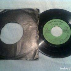 Discos de vinilo: DISCO DEL GRUPO THE GRAZY GUITARS ,DISCO SORPRESA FUNDADOR. Lote 133459850