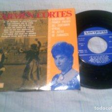 Discos de vinilo: DISCO DE CARMEN CORTES AÑO 1965. Lote 133461066