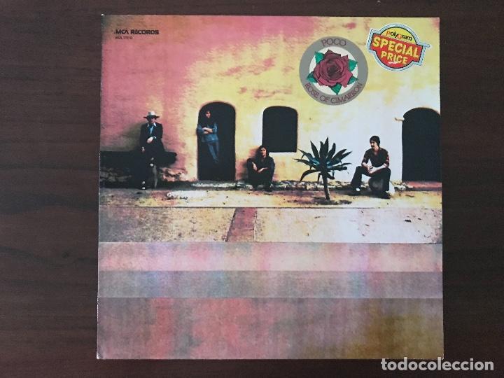 Poco – Rose Of Cimarron Sello: MCA Records ?– MCA 37010 Formato: Vinyl, LP,  Album, Reissue País: US