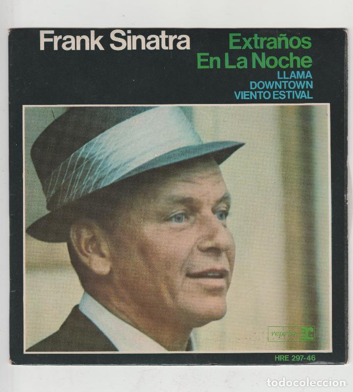 FRANK SINATRA-EXTRAÑOS EN LA NOCHE (Música - Discos - Singles Vinilo - Otros estilos)