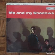 Discos de vinilo: CLIFF RICHARD AND THE SHADOWS – ME AND MY SHADOWS SELLO: COLUMBIA ?– 33SX 1261 FORMATO: VINYL, LP. Lote 133466098