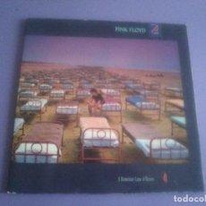 Discos de vinilo: LP PINK FLOYD. A MOMENTARY LAPSE OF REASON.1987 EMI.074 74 8068 1. PORTADA ABIERTA+ENCARTE INTERIOR. Lote 133473610