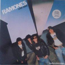 Discos de vinilo: RAMONES...LEAVE HOME. (SIRE AÑO DESCONOCIDO) EUROPE. . Lote 133474066