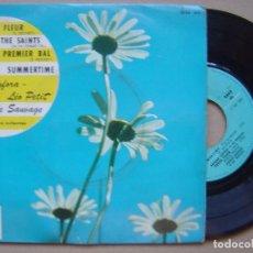 Discos de vinilo: VARIOS - ARMAND CANFORA / CAMILLE SAUVAGE / LEO PETIT SUMMERTIME - EP FRANCES - TRIANON. Lote 133474378