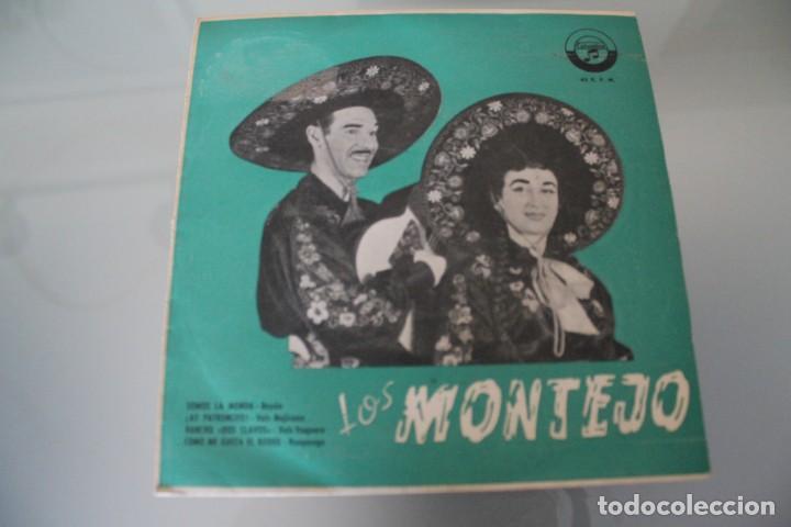 Discos de vinilo: LOTE 4 EPS LOS MONTEJO - Foto 4 - 133474546