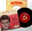 Discos de vinilo: RICKY NELSON - I CAN'T STOP LOVING YOU - SINGLE IMPERIAL 1962 JAPAN (EDICIÓN JAPONESA) BPY. Lote 133481078