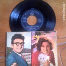 Discos de vinilo: DISCO JIMMY FONTANA , DONATELLA MORETTI ,RITA PAVONE Y GLANNI MORANDI. Lote 133481182