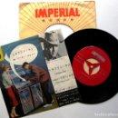 Discos de vinilo: RICKY NELSON - TRAVELIN' MAN / HELLO MARY LOU - SINGLE IMPERIAL 1961 JAPAN (EDICIÓN JAPONESA) BPY. Lote 133482334