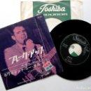 Discos de vinilo: DEL SHANNON - BREAK UP / WHY DON'T YOU TELL HIM - SINGLE STATESIDE 1965 JAPAN (EDICIÓN JAPONESA) BPY. Lote 133483286
