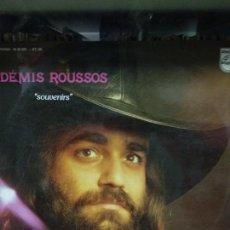Discos de vinilo: DEMIS ROUSSOS.- SOUVENIRS. Lote 133485282