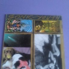Discos de vinilo: JOYA. SONIC YOUTH LP SISTER BLAST FIRST ORIGINAL SPAIN AÑO 1987 INCLUYE FUNDA INTERIOR. Lote 133486430