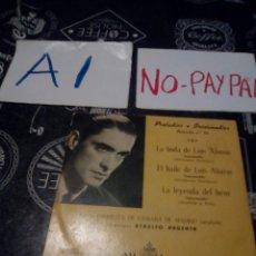 Discos de vinilo: ATAULFO ARGENTA PRELUDIOS E INTERMEDIOS SELECCIÓN 10 ALHAMBRA. Lote 133489917