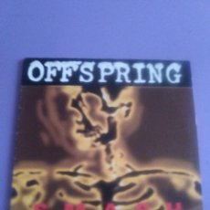 Discos de vinilo: JOYA . ORIGINAL OFFSPRING SMASH LP AÑO 1994 EPITAPH 86432 - 1. PUNK RANCID NOFX GREENDAY + ENCARTE.. Lote 133490078