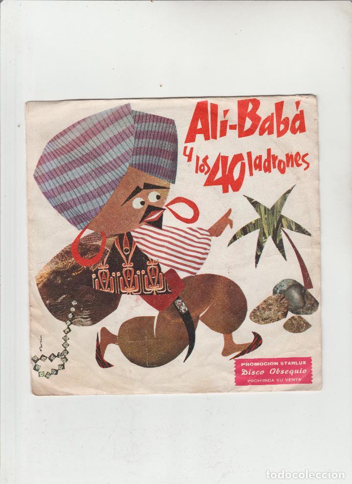 ALI-BABA Y LOS 40 LADRONES (Música - Discos - Singles Vinilo - Otros estilos)