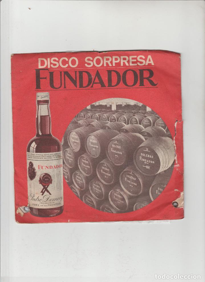 DISCO SORPRESA FUNDADOR (Música - Discos - Singles Vinilo - Otros estilos)