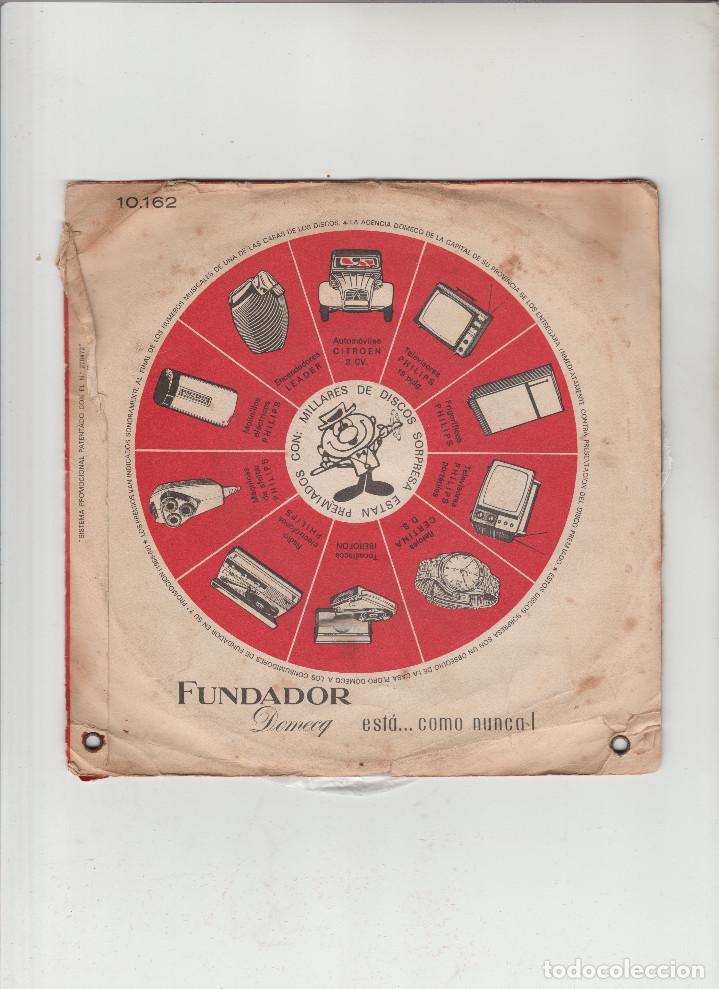 Discos de vinilo: DISCO SORPRESA FUNDADOR - Foto 2 - 133493426