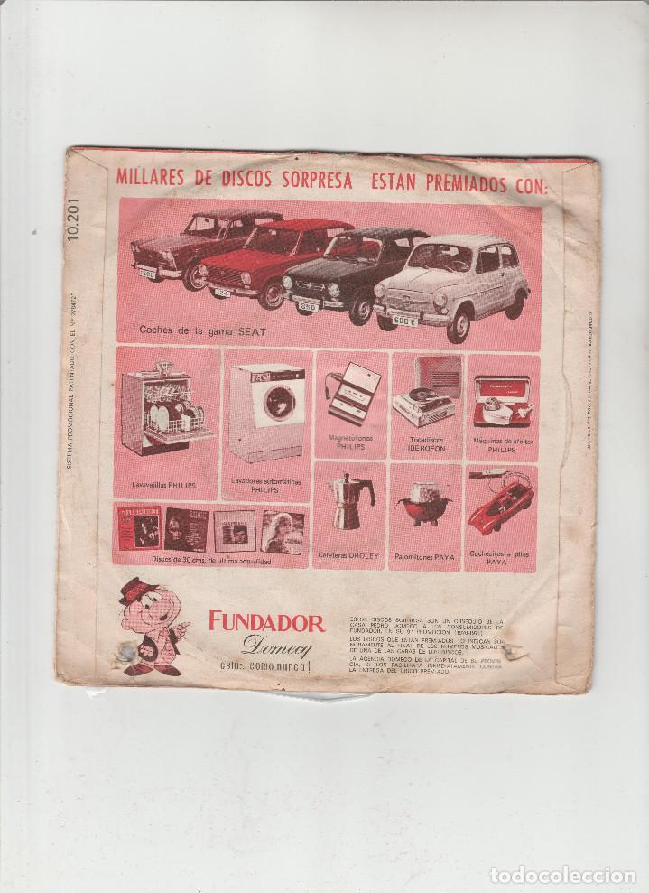 Discos de vinilo: DISCO SORPRESA FUNDADOR - Foto 2 - 133493478