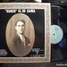 Discos de vinilo: XUACU EL DE SAMA SFA LP VOL 3 ASTURIAS COMO NUEVO¡¡. Lote 133495474