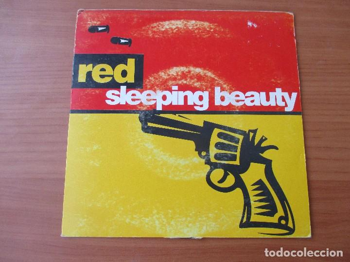 RED SLEEPING BEAUTY SICK & TIRED +2 SIESTA 1995 (Música - Discos de Vinilo - EPs - Pop - Rock Extranjero de los 90 a la actualidad)