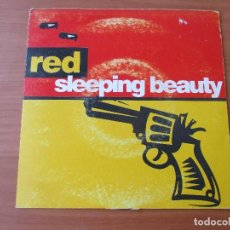 Discos de vinilo: RED SLEEPING BEAUTY SICK & TIRED +2 SIESTA 1995. Lote 133501974